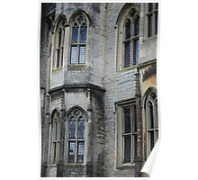 Cardiff Castle Apartments Exterior Poster