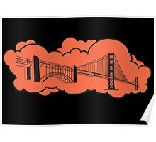 Golden Gate Bridge San Francisco Poster