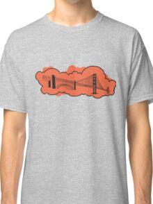 Golden Gate Bridge San Francisco Classic T-Shirt