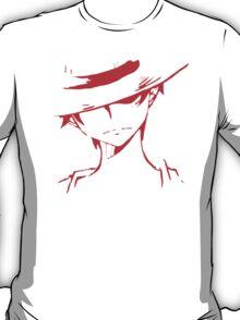 Monkey D Luffy Soft Art T-Shirt