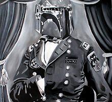 Civil War Boba Fett by Iroek
