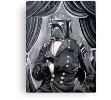 Civil War Boba Fett Canvas Print