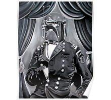 Civil War Boba Fett Poster