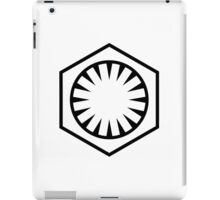 Star Wars The Force Awakens First Order  iPad Case/Skin