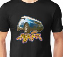 Smart Car – Is it a Hot Rod? Unisex T-Shirt