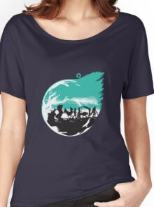 Final Fantasy 7 Women's Relaxed Fit T-Shirt