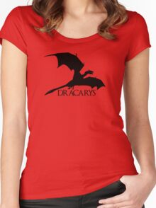 Dracarys Women's Fitted Scoop T-Shirt