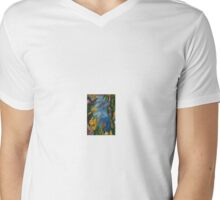 Underwater/Sea Exploration. Diving in the Deep. Mens V-Neck T-Shirt