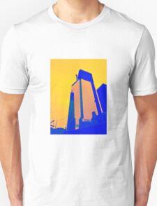 Blue Building T-Shirt