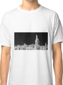 Black Forest-Black and White Classic T-Shirt