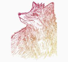 Smug Fox - Warm by RisingSaru