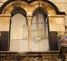 Taormina Windows by Francis Drake