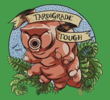 Tardigrade Tough Crest One Piece - Short Sleeve