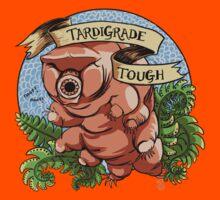 Tardigrade Tough Crest Kids Tee