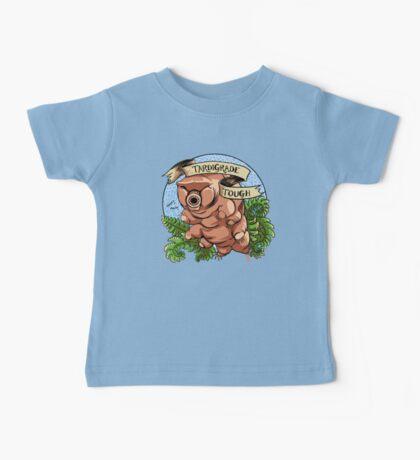 Tardigrade Tough Crest Baby Tee