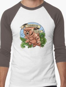 Tardigrade Tough Crest Men's Baseball ¾ T-Shirt
