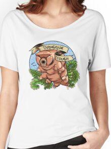 Tardigrade Tough Crest Women's Relaxed Fit T-Shirt