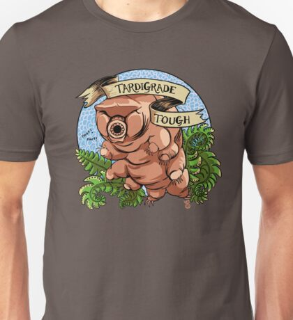 Tardigrade Tough Crest Unisex T-Shirt