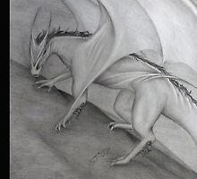 Prehistoric Komodo by sarlume