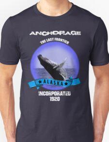 Anchorage Alaska Unisex T-Shirt