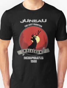 Juneau Alaska Unisex T-Shirt