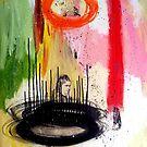 LA EXISTENCIA PRECEDE LA ESENCIA (the existence precede the essence) by Alvaro Sánchez