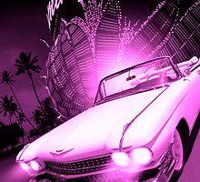 Marilyn Monroe's Cadillac by flyrod