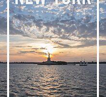 NEW YORK FRAME by BigBoy32