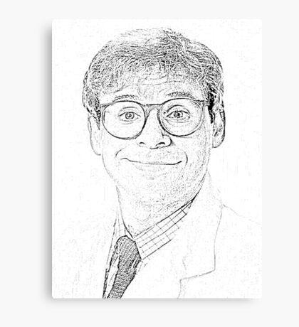 Rick Moranis  Canvas Print