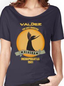 Valdez Alaska Women's Relaxed Fit T-Shirt