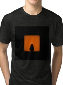 Shadow - BB-8 Tri-blend T-Shirt