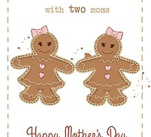 Mother's Day: Two Moms by Suzanne Brogan