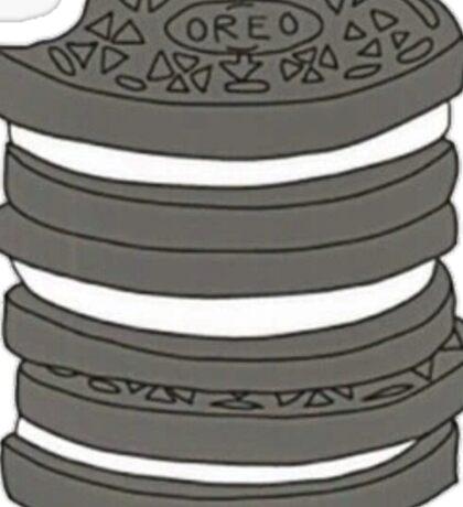 stack of Oreos Sticker