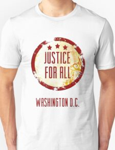 Justice For All T-Shirt