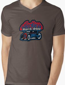 hot rod 2 Mens V-Neck T-Shirt