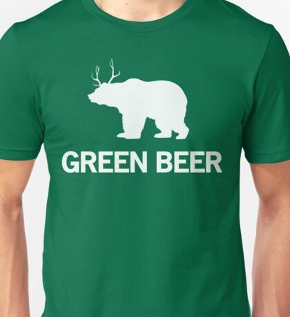 Green Beer Unisex T-Shirt