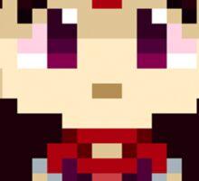 Sailor Mars Pixels Sticker