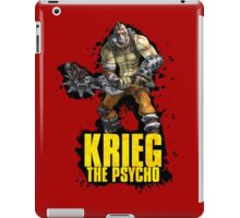 Borderlands 2 - Krieg The Psycho iPad Case/Skin