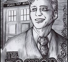 Doctor Who by Furiarossa