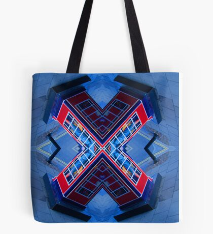 X Box Tote Bag