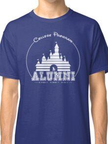 DCP Alumni - White Classic T-Shirt