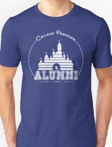 DCP Alumni - White Unisex T-Shirt