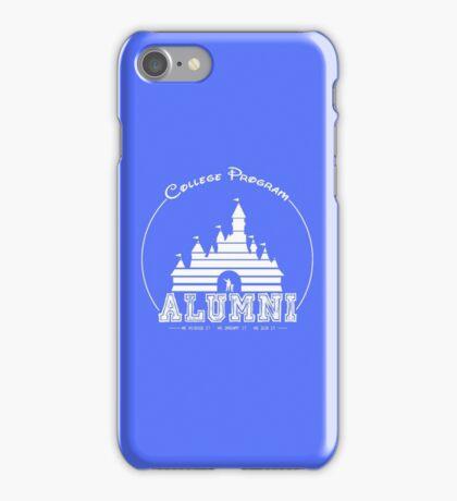 DCP Alumni - White iPhone Case/Skin