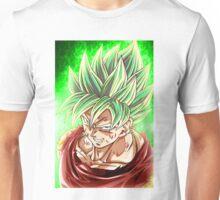 Goku - Green Unisex T-Shirt