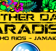 OchoRios Jamaica Sticker