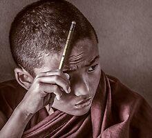 Mindful Monk by Valerie Rosen