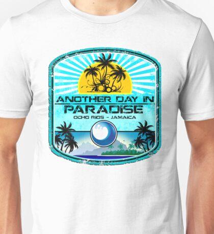 OchoRios Blue Romance Unisex T-Shirt