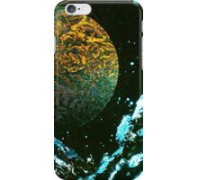 Planet of Fire iPhone Case/Skin