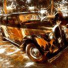 An Ancient Car (Hotchkiss) by jean-louis bouzou