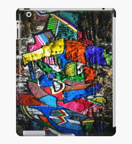 Graffiti iphone iPad Case/Skin